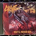 Grave - Tape / Vinyl / CD / Recording etc - Grave - You'll Never See