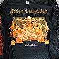 Black Sabbath - TShirt or Longsleeve - Black Sabbath long sleeve