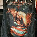 Slayer God Hates us All flag