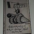 Voivod live demo Tape / Vinyl / CD / Recording etc