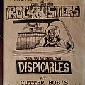 Rockbusters - Other Collectable - Rockbusters flyer