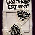 Las Vegas Deathfest guitar pick Other Collectable