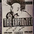 The Exploited - Other Collectable - The Exploited flyer
