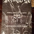 Incantation - Other Collectable - Incantation promo mini poster