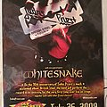 Judas Priest - Other Collectable - Judas Priest flyer