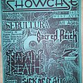 Sepultura - Other Collectable - Sepultura flyer