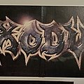 Exodus - Other Collectable - Exodus sticker