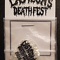 Cheese Grater Masturbation - Other Collectable - Las Vegas Deathfest guitar pick