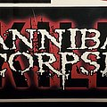 Cannibal Corpse - Other Collectable - Cannibal Corpse sticker