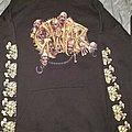 Gwar Blood Drive 2002 hoodie Hooded Top