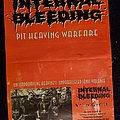 Internal Bleeding promo poster Voracious Contempt / Malevolent Creation - Eternal
