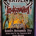 Mortician - Other Collectable - Mortician flyer