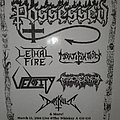 Possessed - Other Collectable - Possessed flyer