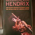 Jimi Hendrix - Other Collectable - Becoming Jimi Hendrix book