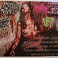 Cemetary Rapist - Other Collectable - Cemetary Rapist flyer