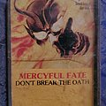 Mercyful Fate - Other Collectable - Mercyful Fate - Don't Break the Oath