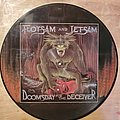 Flotsam And Jetsam - Tape / Vinyl / CD / Recording etc - Flotsam and Jetsam - Doomsday for the Deceiver pic disc