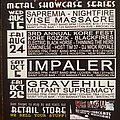 Impaler - Other Collectable - Wendigo productions flyer