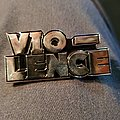Vio-lence badge Pin / Badge