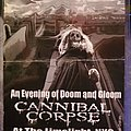Cannibal Corpse - Other Collectable - Cannibal Corpse flyer
