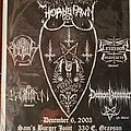 Thornspawn - Other Collectable - Black Death Coven flyer
