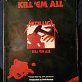 Metallica - Other Collectable - Kill Em All tab book