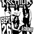 Kreator - Other Collectable - Kreator flyer