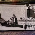 Mortician - Other Collectable - Mortician promo flyer