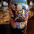 Trooper Premium British Beer bottle