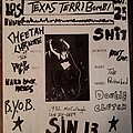 Shit - Other Collectable - Texas Terri Bomb flyer