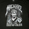 Macabre NightStalker shirt