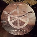 Carcass - Other Collectable - Carcass Heartwork promo circle