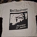 Hellhammer shirt Triumph of Death