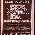 Deceased - Other Collectable - Deceased flyer
