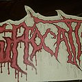Suffocation - Other Collectable - Suffocation logo drawing