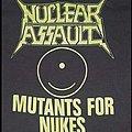 Nuclear Assault shirt