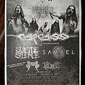 Carcass - Other Collectable - Carcass flyer