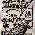 King Diamond flyer