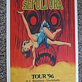 Sepultura - Other Collectable - Sepultura mini poster
