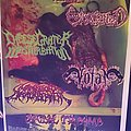 Eviscerated - Other Collectable - Crimson Steel Productions flyer