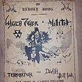 Watchtower - Other Collectable - Unholy Book flyer