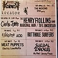Kreator - Other Collectable - Otherside Productions flyer