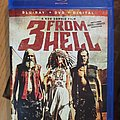 Rob Zombie - Other Collectable - 3 From Hell dvd