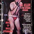 GG Allin - Tape / Vinyl / CD / Recording etc - GG Allin - Hated VHS