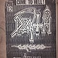 Death - Other Collectable - Death flyer
