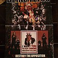 Skinless - Other Collectable - Skinless - Foreshadowing our Demise & Dying Fetus - Destroy the Oppositionmini...