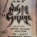 Nasty Savage - Other Collectable - Nasty Savage flyer