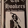 The Hookers - Other Collectable - The Hookers flyer