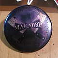 Macabre - Pin / Badge - Macabre button