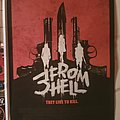 Rob Zombie - Other Collectable - 3 From Hell mini poster